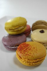 Macarons, Patisserie Le K, Jyousui