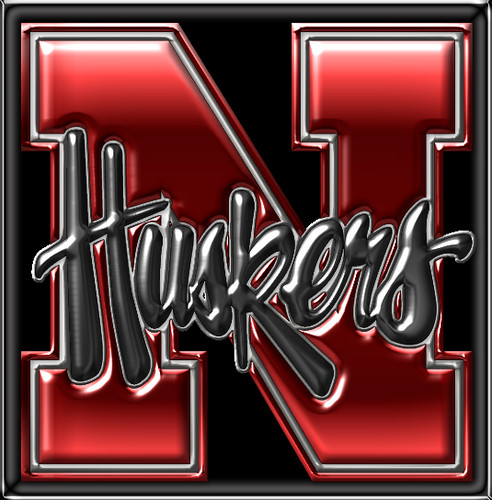 nebraska cornhuskers wallpaper. Nebraska+huskers+logo