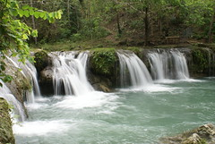 Cambugahay Falls (Alan_Glasgow) Tags: philippines siquijor cambugahay