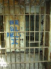 old essex county jail (ksk photography) Tags: wood building abandoned rotting metal garbage rust grafitti debris nj historic rusted jail rusting newark peelingpaint decrepit crumbling urbex collapsing nationalregisterofhistoricplaces oldessexcountyjail
