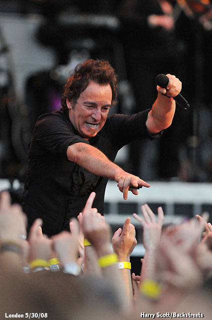 London1_024 - Bruce Springsteen