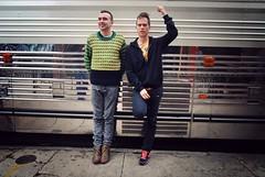 The Presets. (Danny and Nina) Tags: band presets