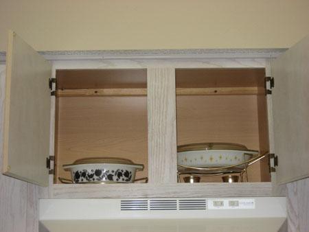 Pyrex Cupboards 2