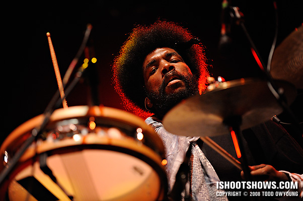 The Roots @ the Fox Theatre -- 2008.05.29