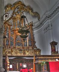 l'altare HDR (the lunatic 80 @ Francesco Maesano) Tags: chiesa sicily organo hdr catania sicilia interni sannicol francescomaesano siciliainhdr