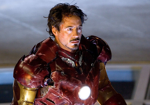 Robert Downy Jr. - Iron Man - Tony Stark