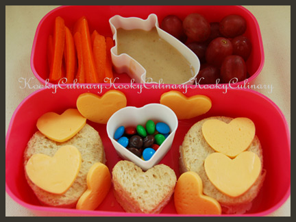 Bento #21 - Full of hearts