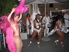 Dancing Girls Yahoo Epiar Party SES Toronto