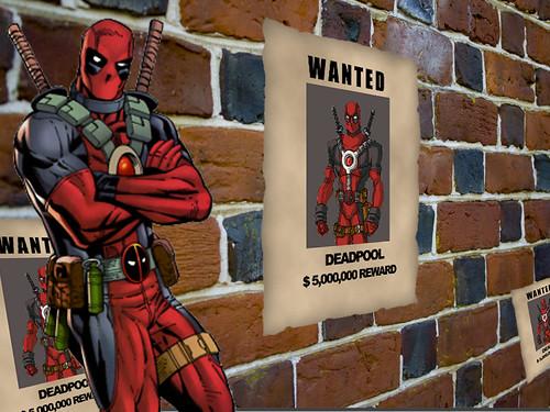 Superhero Wallpapers-Deadpool 3