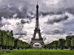 Classic shot of Eiffel Tower, Paris (Souvik_Prometure) Tags: paris eiffel hdr souvikbhattacharya