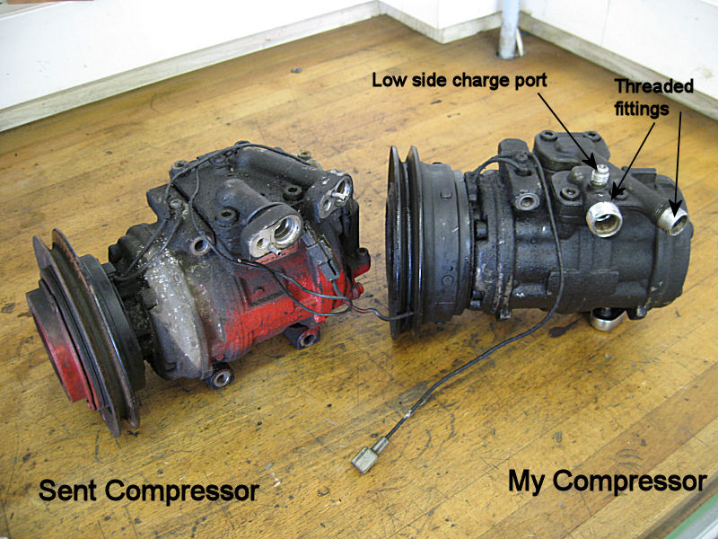 How Do I Free a Seized Automobile AC Compressor? | eHow.co.uk
