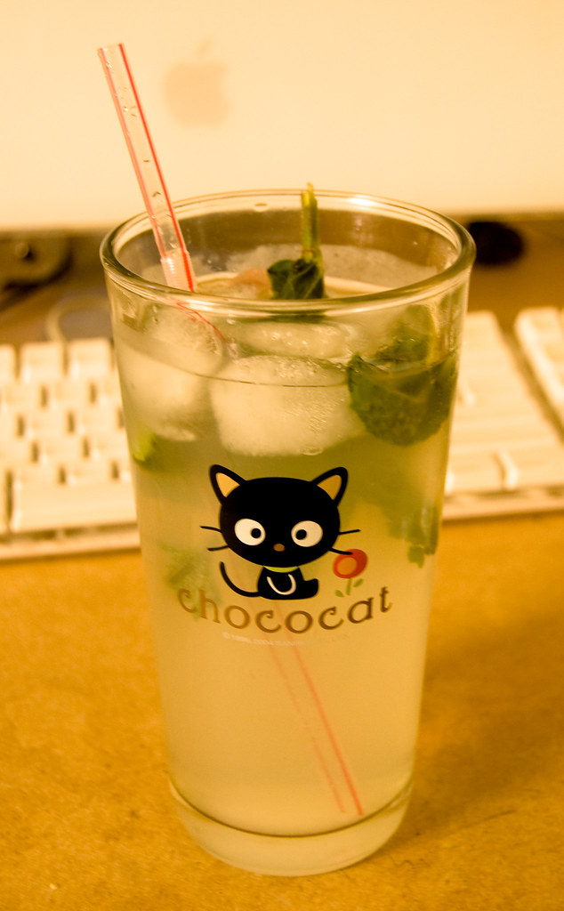 Summer = Mojito (Chococat Iteration)