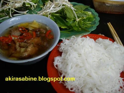 Viet meal - Bun Cha