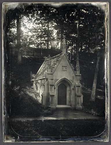 Winchester Family Tomb, Mount Auburn Cemetery