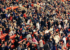 crowd (hool a hoop) Tags: people crowd manchesterunited