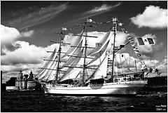 Tall Ships in Liverpool - 4 (petecarr) Tags: sunset liverpool dusk ships tallships albertdock capitalofculture