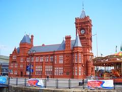 Cardiff Bay, Dockhouse (IIRC)