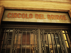 circolo del bridge
