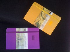 Moleskine Van Gogh Address Books