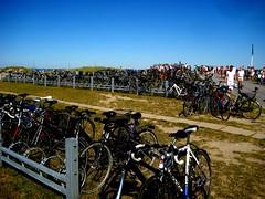 5000 parking spots for 15000 bikes