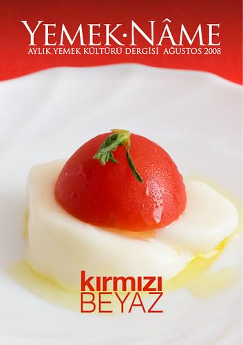 Yemekname dergisi 2008,2009,2010 sayılarının tamamı