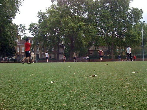 Collective kickabout