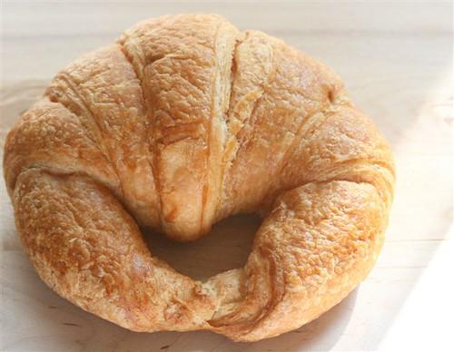 Mandarin croissant