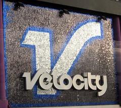 V for Velocity