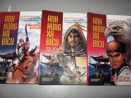 Tất cả những ai đam mê kiếm hiệp chắc hẳn ko ai ko biết đến Kim Dung và  tiểu thuyết Anh Hùng Xạ Điêu, anh chàng Quách Tĩnh ngây ngô và hiền ...