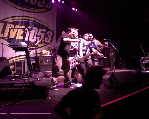 Bowling for Soup Photo Op
