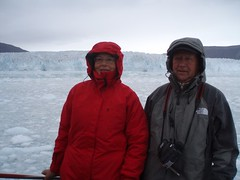 Tove og Bent (pingvin2007) Tags: grnland ilulissat isbjerge
