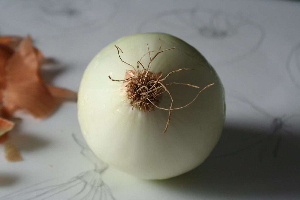naked onion