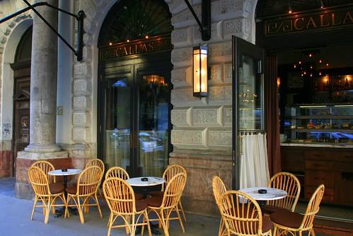 Callas Restaurant Budapest