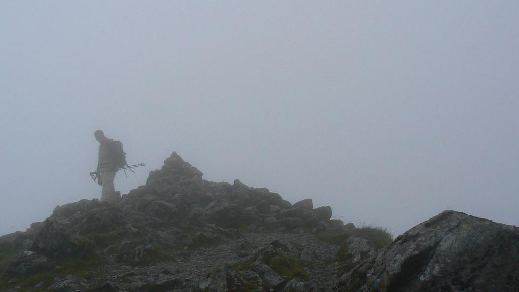 Summit of Bidean nam Bian