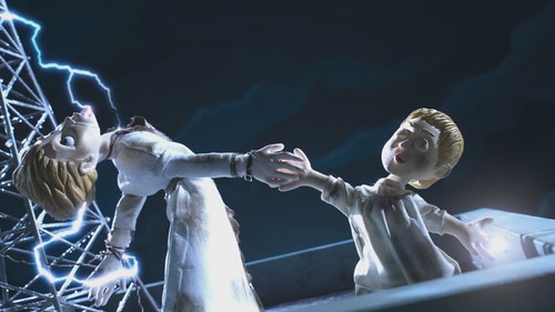 Edison and Leo - Lotte lightning