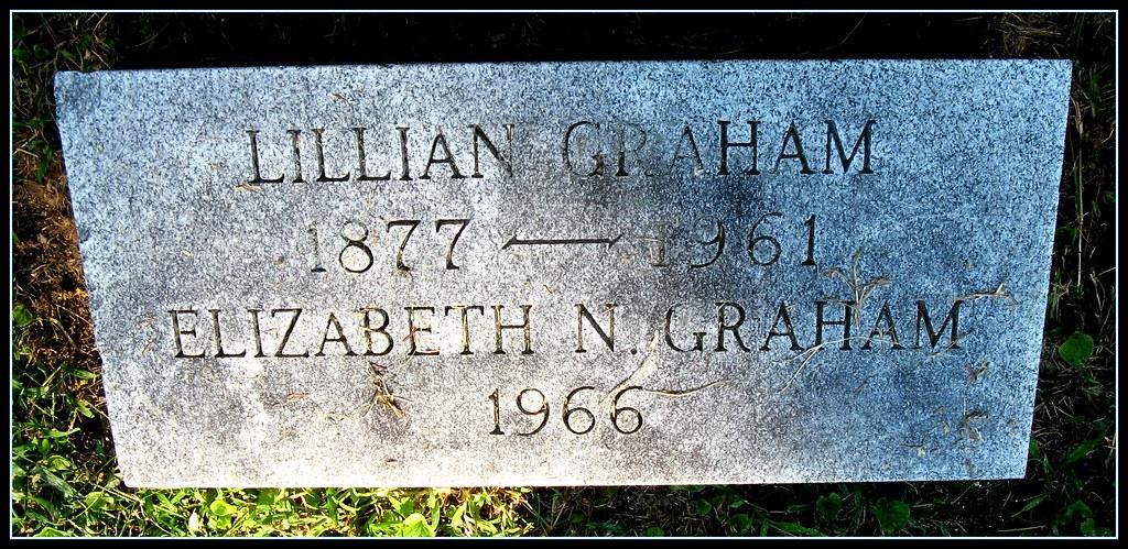 Elizabeth Arden (cosmetics magnate) Sleepy Hollow Cemetery, NY