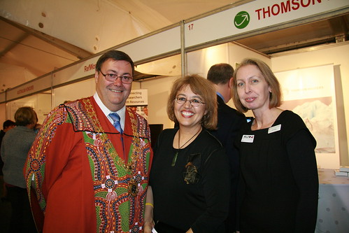 Damien Ryan, Loreine Roy, Sue Hutley