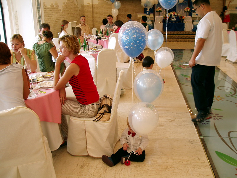 Prince Sergei's birthday party(4)