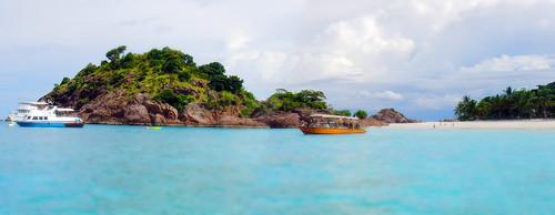 Targeted Island, Pulau Redang