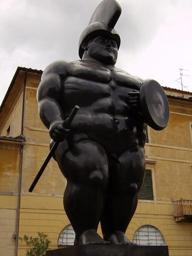 Fernando Botero: Pietrasanta