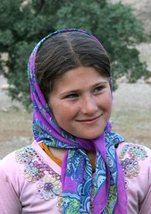 A girl from Ar-panah (Dr. Hendi) Tags: portrait color girl smile kids children kid day iran portraiture     khuzestan    anoosh  doctorhendii arpanah