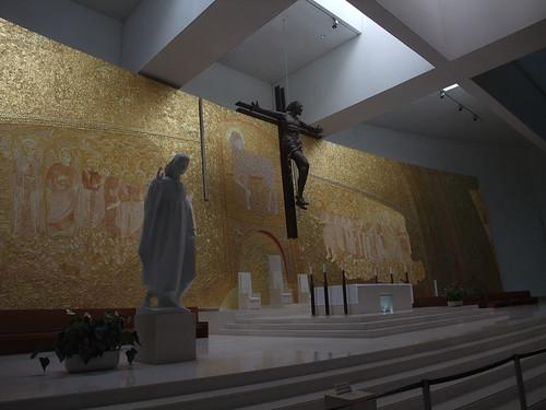 Altar da Santíssima Trindade