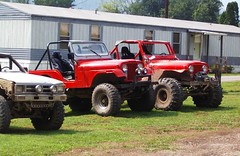 rockcrawlers. (goblirschrolf) Tags: offroad jees 4x4vehicles