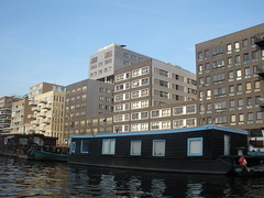 Vaartochtje van Westerpark naar Noord (Jemanitori) Tags: amsterdam varen westerdokseiland