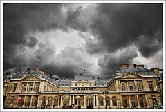Stormy Paris (i ea sars) Tags: summer storm paris france building tourism monument rain architecture clouds europa europe edificio fv10 canon5d francia canonef2470mmf28lusm architettura 2470l francie ef2470mmf28lusm architectura 2470mm architektura  pa canoneos5d  conseildetat budova