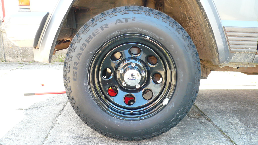 Cragar Soft 8 Wheels......Jeeper Bling