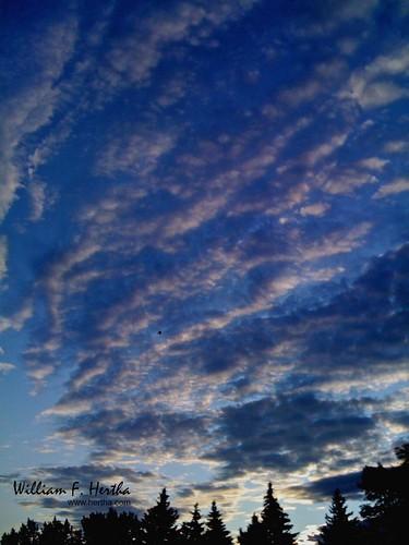 Sunrise in Waterloo
