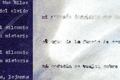 F. G. Lorca - Sueño (detalle)