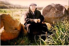 Tziu Lelle (mariarbara) Tags: sardegna daddy father campagna babbo nonno granfather borore memorycornerportraits