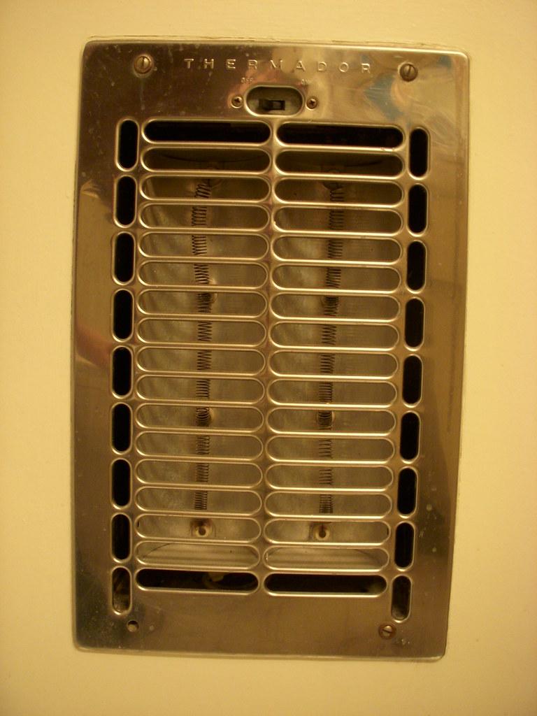 bathroom heater...